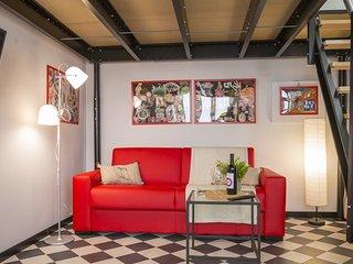 MIMLNF122  Darsena Loft4 Navigli - Province of Milan vacation rentals