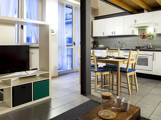 MIMLNF142 Darsena Big Loft Navigli - Province of Milan vacation rentals