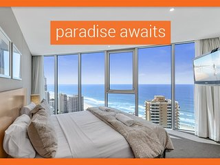 GCHR Orchid Residences Apt 22603 Surfers Paradise Luxury, Wi-Fi + Views - Surfers Paradise vacation rentals