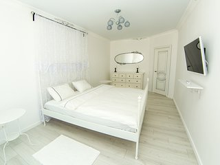 Bright 1 bedroom Condo in Krasnodar with Game Room - Krasnodar vacation rentals