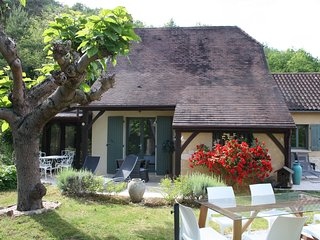 Lovely House with Internet Access and Satellite Or Cable TV - Saint-Cybranet vacation rentals