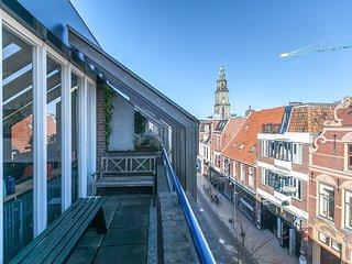Stunning city penthouse duplex - Groningen vacation rentals