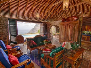 4 bedroom Villa with Internet Access in Soufriere - Soufriere vacation rentals