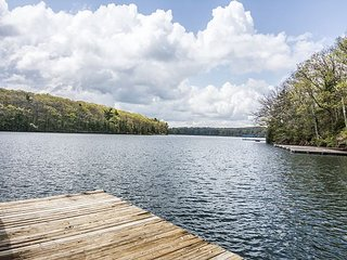 Expansive decks & private dock! - Swanton vacation rentals