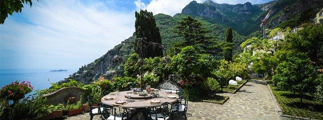 outdoor dining - giunone - Positano - rentals