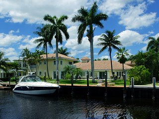 Available for Christmas! 10 BR House on Las Olas Isle. - Fort Lauderdale vacation rentals