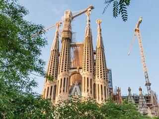 Sagrada Familia Gaudi Views - Barcelona vacation rentals