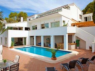 7 bedroom Villa in Altea, Costa Blanca, Spain : ref 2170001 - Altea la Vella vacation rentals