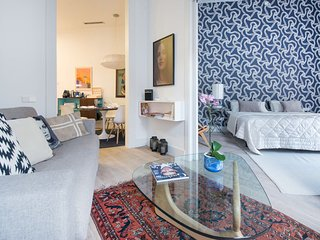 White Art Apartment Barcelona - Barcelona vacation rentals