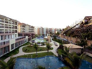 Apartment at Beach Park Wellnes Resort - Ceara - Aquiraz vacation rentals