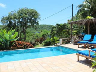 Cuckoo's Nest - One bedroom flat in private villa - Lance Aux Epines vacation rentals