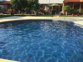 Nice Villa in quiet and secured Condominium in Ixtapa Mexico, For Winter - Ixtapa vacation rentals