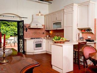 Villa Le Balze - Giardino degli aranci - Leccio vacation rentals