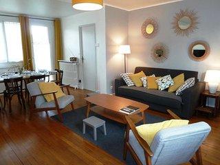 Maison 4P avec jardin au sud, à 15mn des Champs Elysées Paris - Sartrouville vacation rentals