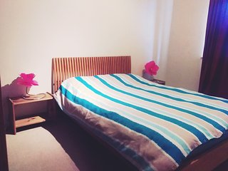 DOUBLE ROOM - 13 MIN TO CENTRAL LONDON- FREE WIFI PARKING - London vacation rentals