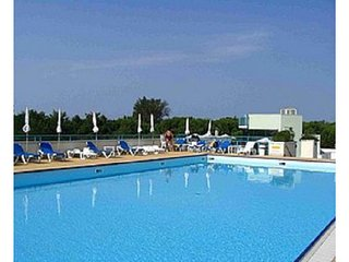 Sea Front Residence Pool on the Roof! Amazing Area - Bibione Pineda vacation rentals