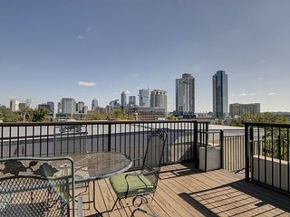 Gorgeous 6th Street Condo - Private Roof Top Deck! Walk to Downtown! - Austin vacation rentals