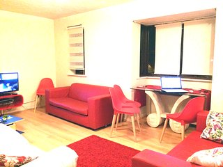 STUDIO ROOM- CENTRAL LONDON 13 MIN BY TRAIN-FREE WIFI PARKING - London vacation rentals