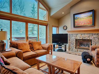 Beautiful 3 bedroom Breckenridge House with Internet Access - Breckenridge vacation rentals