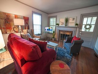 Historic Cottage - Walk to Main Street - Monthly Rental - Fort Mill vacation rentals