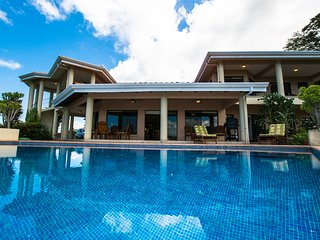 Villa Quetzal -Two Floors of Open Air Terraces overlooking the Pacific - Playa Hermosa vacation rentals