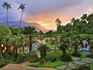 HANALEI GETAWAY STUNNING VIEWS HBR 8132 - Princeville vacation rentals