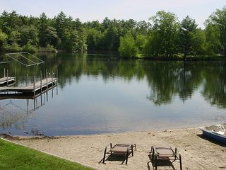 Winnipesaukee Waterfront with beautiful Sandy Beach (HAW14W) - Catskill Region vacation rentals