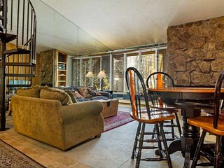Studio Condo w/ Loft, Heart of Vail, No Car Needed, Walk to Lifts, Shops - Vail vacation rentals