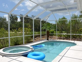 Perfect, quiet luxury villa with a big pool and great location - Ellenton vacation rentals