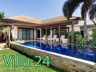 BUSABA POOL VILLA 24 - HUA HIN - Hua Hin vacation rentals