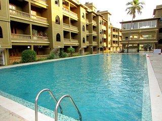 CasaMelhor: Beautifully Furnished 1BHK in Siolim:CM006 - Siolim vacation rentals