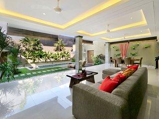 Modern Luxury 2 bedroom villa K3. Private pool. - Seminyak vacation rentals
