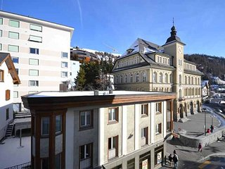 Enania, Sain tMoritz Apartment , Switzerland - Saint Moritz vacation rentals