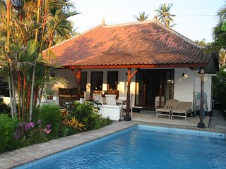 Beachfront villa, with private pool & close to surf: Cool Bali Villas - Amlapura vacation rentals