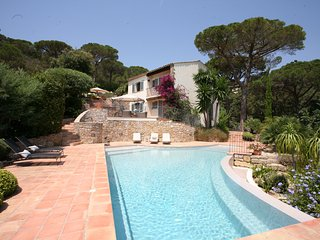 Beautifully renovated home with large pool & stunning gardens at  Gigaro Beach - La Croix-Valmer vacation rentals