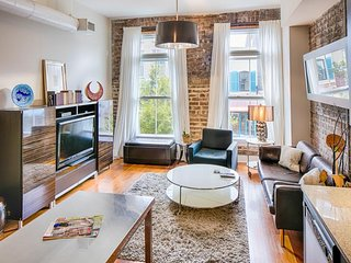 Contemporary loft w/ modern conveniences in the heart of the Historic District! - Savannah vacation rentals