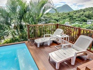 Villa Emma, moderne  - piscine, proche plage du Diamant - 3 Chambres - Le Diamant vacation rentals