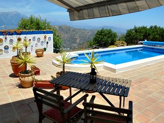 Vine Ridge Retreats, only 1 hour from Malaga - Comares vacation rentals