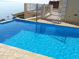 Kalami Sunlight - new villa with stunning sea view - Kalami vacation rentals
