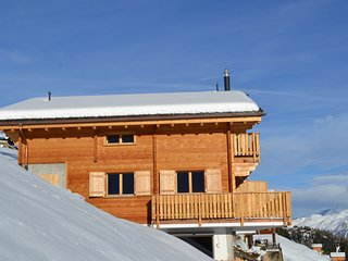 Alpine chic ski in ski out Duplex with an amazing view in het Aletscharena - Riederalp vacation rentals