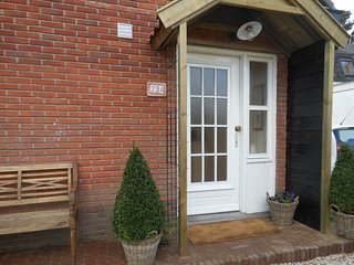 Comfortabele gezellige Eco Cottage Rosa Centraal in Nederland - Zeist vacation rentals
