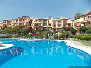 Stunning 3 Bedroom Apartment With Great Pool & Coast Views R 107 - Benahavis vacation rentals