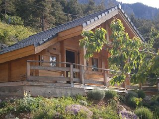 Nice Chalet with Television and Central Heating - Valdeblore vacation rentals