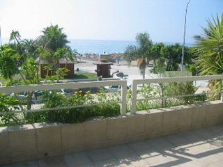 FIRST LINE OF NERJA BEACH - Nerja vacation rentals