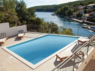 Stone house with pool in Korcula bay - Vela Luka vacation rentals