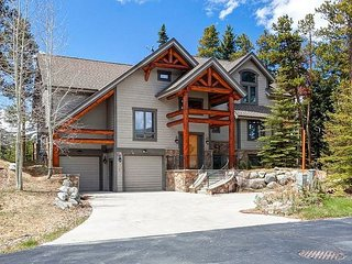 Sun drenched with views of the ski mountains from every window! - Breckenridge vacation rentals