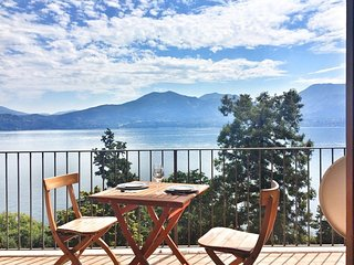 Bright 2 bedroom Vacation Rental in Oggebbio - Oggebbio vacation rentals