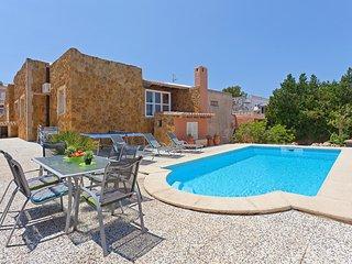 Bright Villa with Internet Access and Washing Machine - Badia Gran vacation rentals