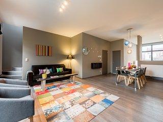Smartflats Bella Vita 201 - Duplex 2 bedrooms + garden - Centre - Waterloo vacation rentals