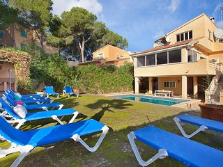 Bright Villa with Washing Machine and Television - Playa de Palma vacation rentals